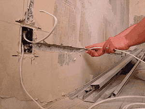 Монтаж электропроводки в коттедже Санкт-Петербург СПб