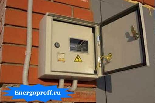 Сборка и монтаж электрощитков в квартире, на даче в Санкт-Петербурге СПб и Ленинградской области