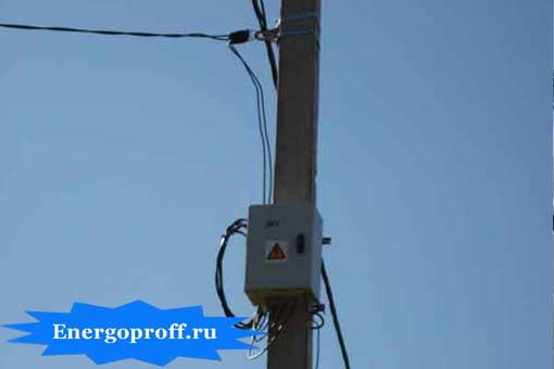 Сборка и монтаж электрощита в коттедже 380В в Санкт-Петербурге СПб