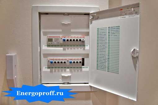 Установка и подключение электрощитов в Санкт-Петербурге СПб и Ленобласти