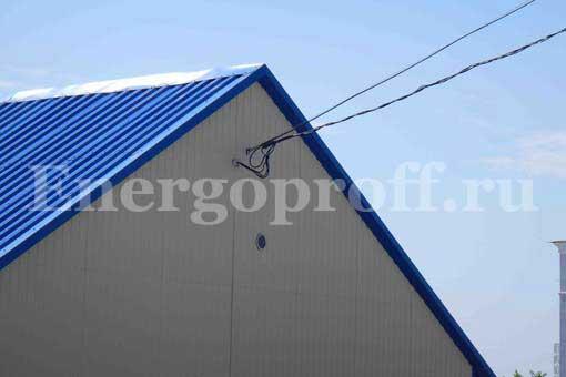 Замена электропроводки в еоттедже в Санкт-Петербурге. Монтаж проводки в СПб