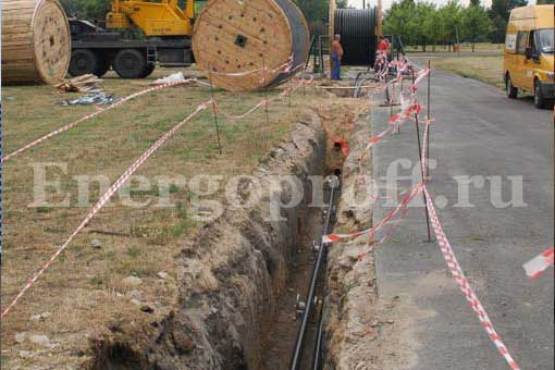 Монтаж электропроводки в коттедже в Санкт-Петербурге