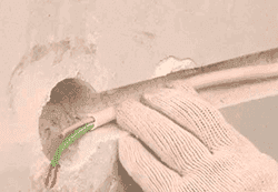 Перенос розеток