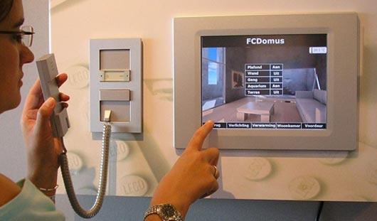 Установка видеодомофона в Санкт-Петербурге