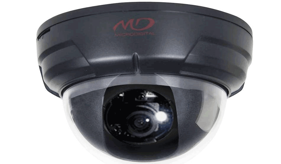Системы видеонаблюдения - установка в СПб