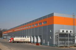 Установка видеонаблюдения на складе СПб