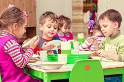 Видеонаблюдение в детском садике - установка СПб