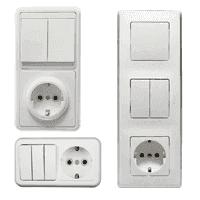 Замена блока выключателей